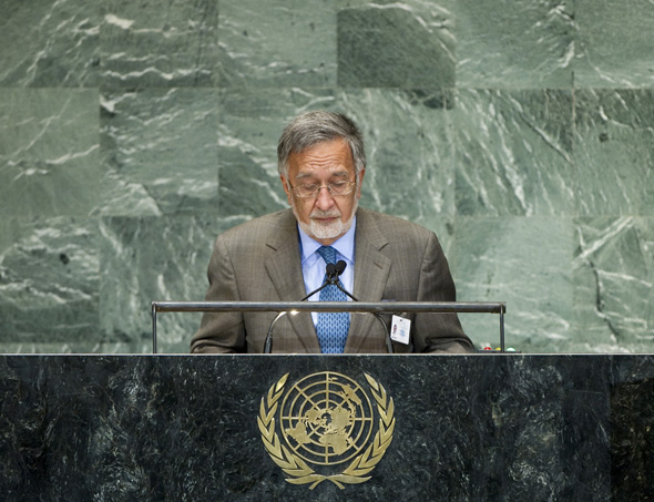 Foreign Minister of Afghanistan Addresses Assembly's High-level Meeting on Rule of Law