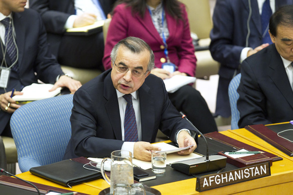 Security Council Debates Situation in Afghanistan