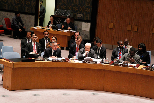 United Nations Security Council Debate on the Situation in Afghanistan