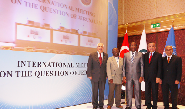 United Nations International Meeting on the Question of Jerusalem in Turkey