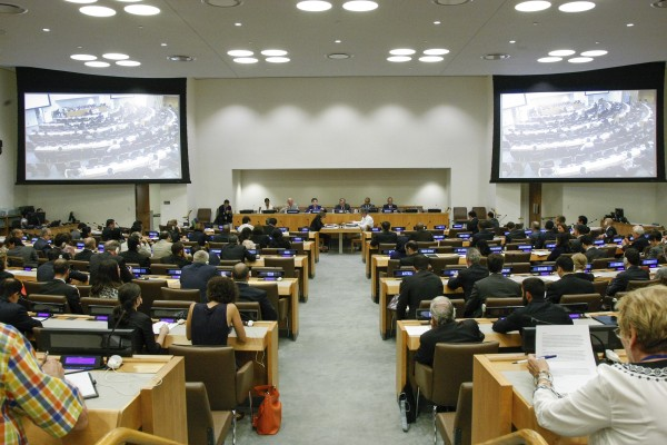363rd Meeting of the Committee on the Exercise of the Inalienable Rights of the Palestinian People.