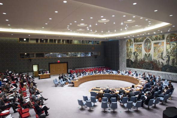 Security Council Meeting: The situation in Afghanistan Report of the Secretary-General on the situation in Afghanistan and its implications for international peace and security