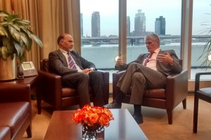 On 2 November 2015, Ambassador Mahmoud Saikal, Permanent Representative of Afghanistan to the UN met with the President of the 70th UN General Assembly, Mr. Mogens Lykketoft .